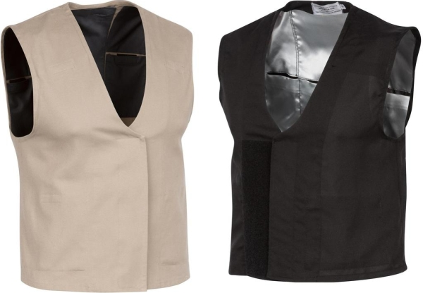 Cold Shoulder vest burns calories with cold exposure, gives fat the heave-ho