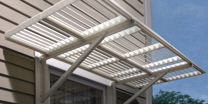 Sun Petal shading system keeps the sun out of the house, lowers A/C bills