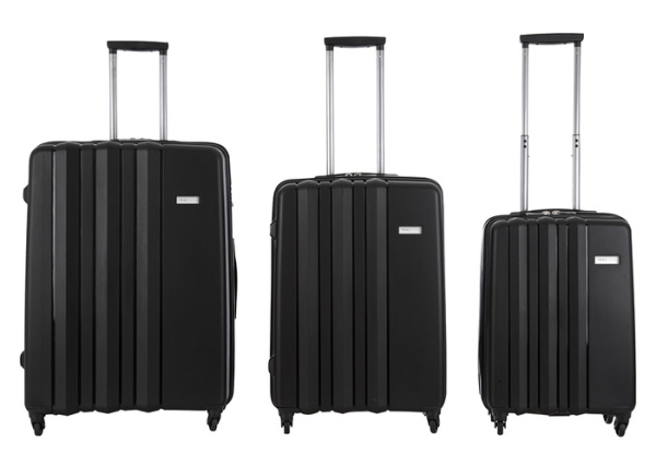 Trackase luggage offers GPS location services so you'll never lose a bag again