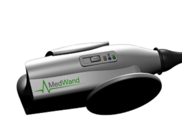 MedWand measures vitals, peeks inside you to further telemedicine