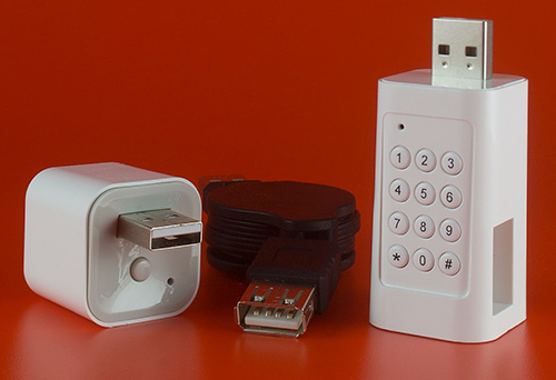 Tye mobile security device protects your stuff, saves the day when they stray