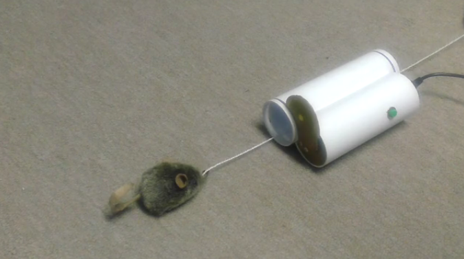 Mouse-Minder lets your smartphone know when it humanely captures rodents