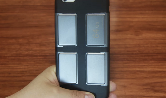 EVOL sees no evil in creating a modular phone case
