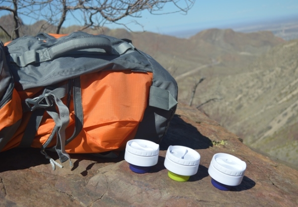 EazyPac helps pills and other small necessities come along for the ride.