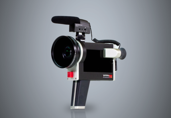 Lumenati CS1 transforms iPhone's form factor into that of a Super 8 camera