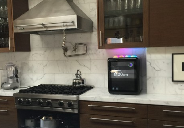 Nourish health shake fabricator mixes your personalized wellness potion at the touch of a button