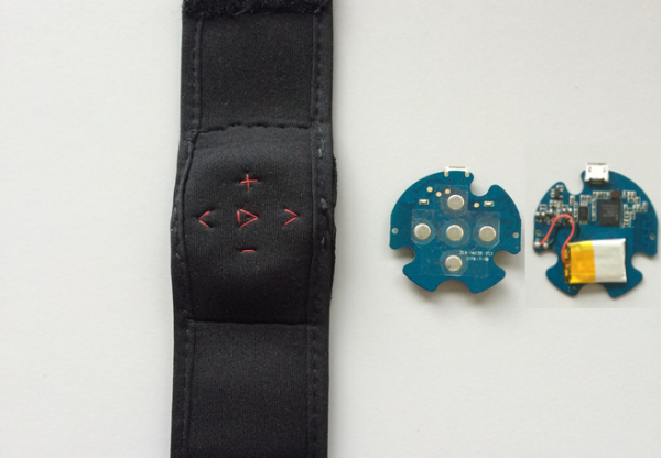 Skin wearable music controller needs appeal that's more than skin deep