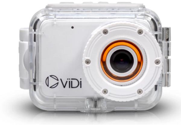 ViDi action cam's goal in crowded field: veni, vidi, vici