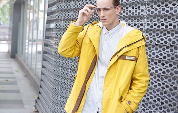 The The PowearIN jacket is the one that keeps your gadgets going