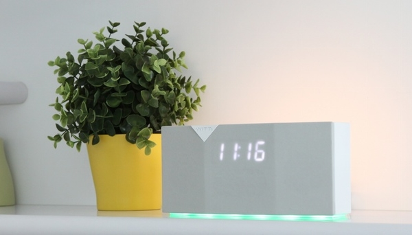 Beddi connected smart alarm conducts restful sleep and productive mornings