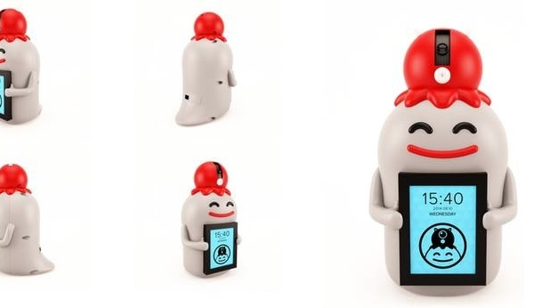 KUMO desktop assistant tries to make you feel less lonely, winds up talking a lot