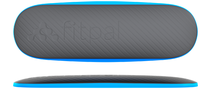 The FitPal keeps tabs on your ticker, hearts you a lot