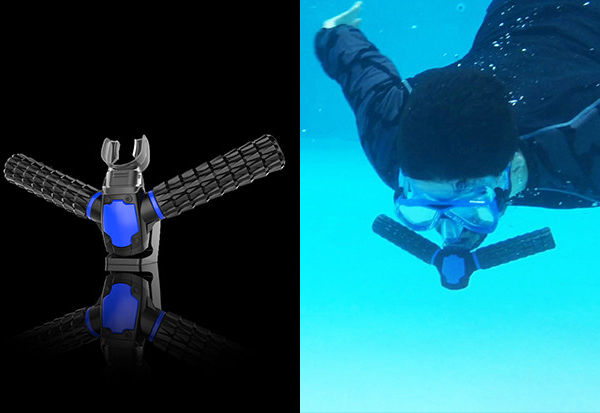 Triton lets you breathe underwater like Aquaman, ignore small talk with fish