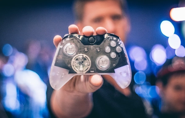 Cinch Tech smart gaming controller learns your moves, makes you better