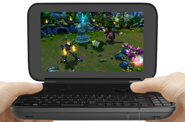 GPD Win palmtop offers modern PC games and apps to go