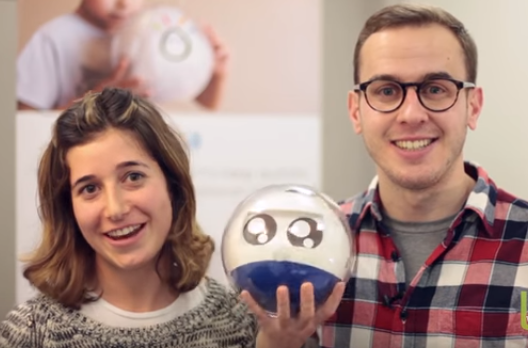Leka smart toy appeals to parents of developmentally-challenged kids
