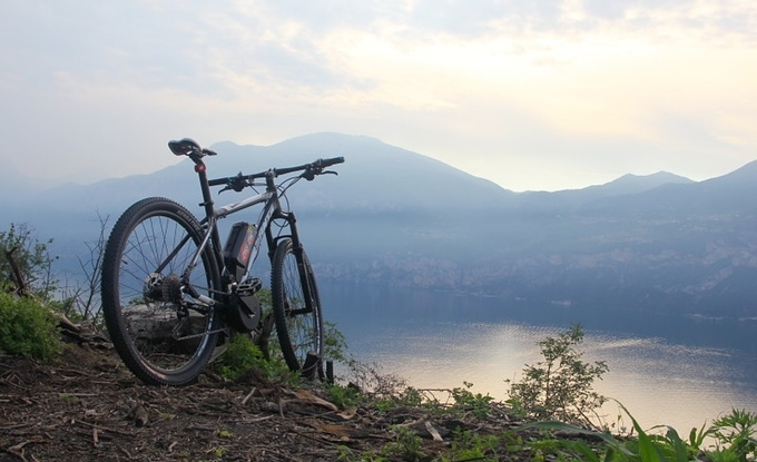 It turns out the BEST e-bike conversion kit really is the best