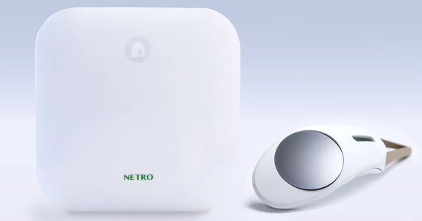Netro relies on the cloud and the sun to water your garden